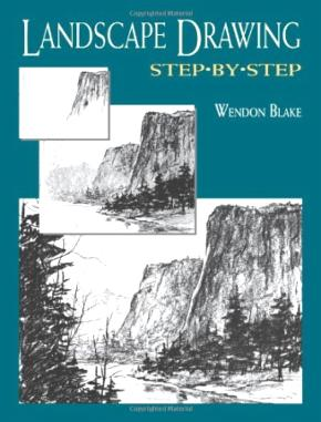Landscape Drawing Step by Step (Dover Art Instruction)