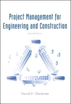Project Management for Engineers and Construction