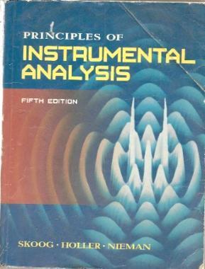 Principles of Instrumental Analysis