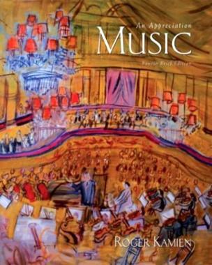 Music: An Appreciation, Fourth Brief Edition with Kamien 4.0 Multimedia CD-ROM