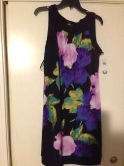 Perfect tropical Luah Brand new Dress - $20