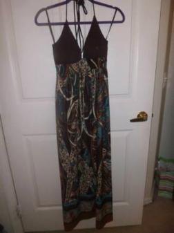 Alyn Paige Halter dress Size M - $10