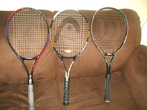 TENNIS RAQUETS Only $15 Each - $15