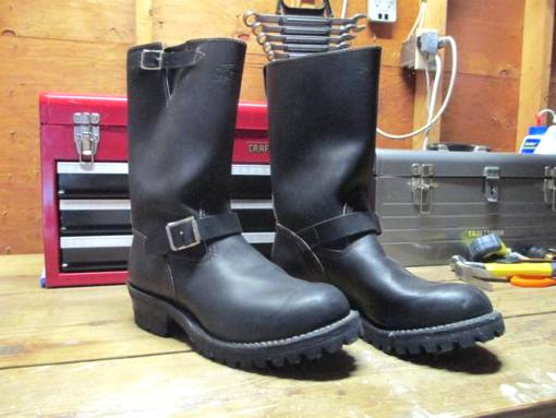 hot product classic styles cheap price Wesco Boss Engineer Boots for sale - $150 |Explorite