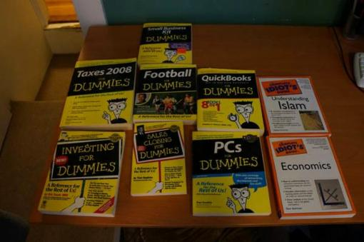 For Dummies books, misc