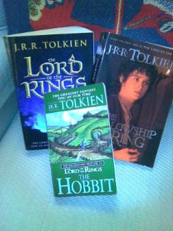 Hobbit & Lord of the Rings Books - $20
