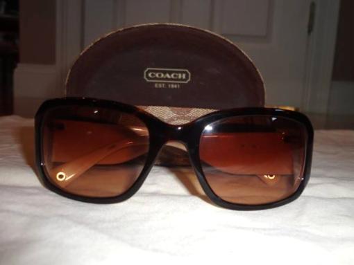 Coach Sunglasses - $50