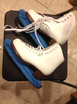 Selling absolutely new ice skates for women - $20