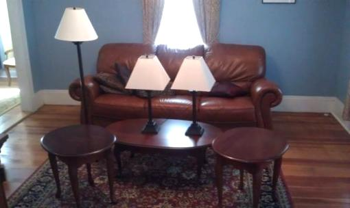 Living Room Furniture - $95