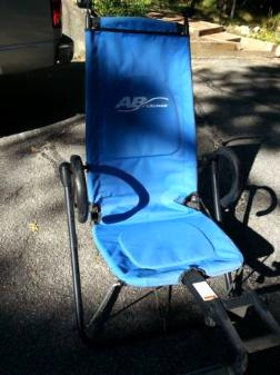 AB Lounger - exercise machine - great condition - $35