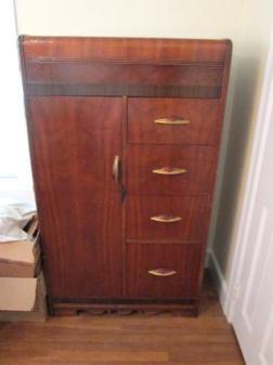 vintage wardrobe - $250
