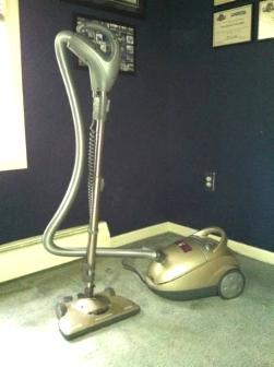 GE Vacuum - $175