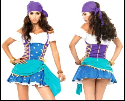 GYPSY Halloween costume - $25