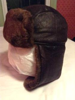 Eskimo Hat - winter - $7