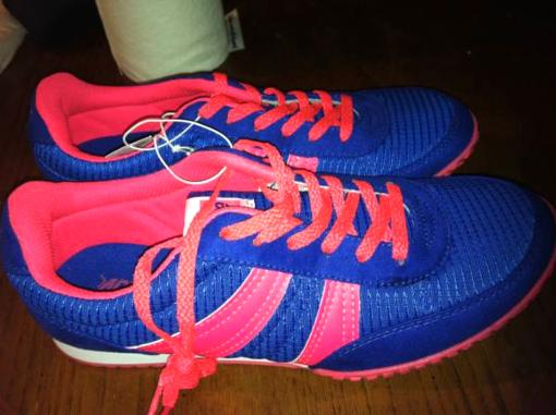 Womens Old Navy shoes new with tags bright colors! size 10 - $15