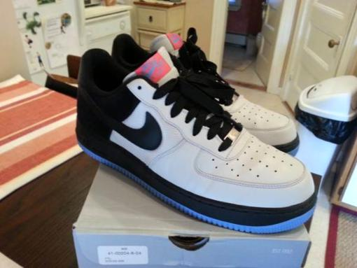 Air Force 1 '07 - Size 13 (south beach colorway) - $50