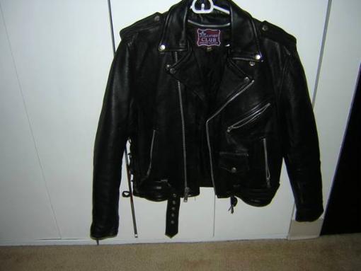 Leather Jacket(womens)