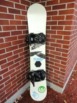 Snow Board - $75