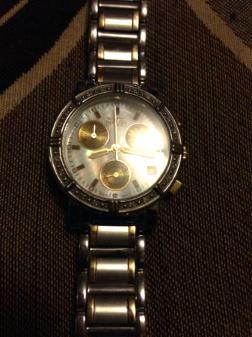Womens invicta diamond watch - $125