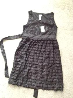 New Justice Dress size 12 - $20