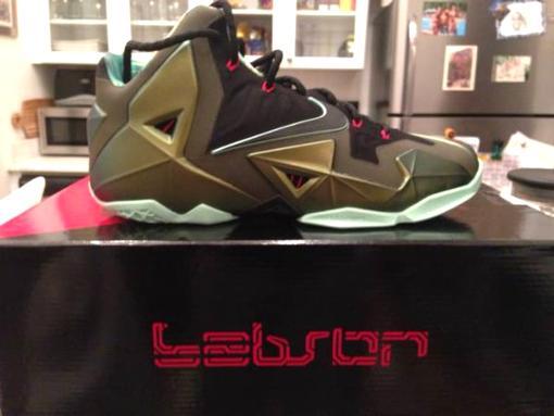 Lebron James XI (11's) size 11 - $150