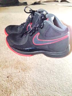 Men's Nike Basketball Shoes - $20
