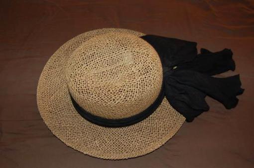 Women's Straw Hat - $15
