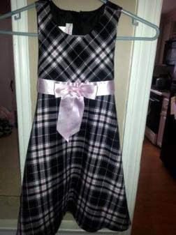 Holiday dress Size 5 - $10