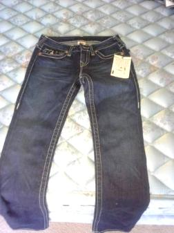 womens true religion jeans 26 nwt - $50