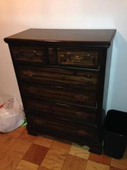 6 Drawer Chest - $75