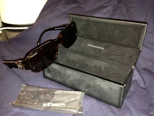 Tiffany & Co. Sunglasses #TF4002 - $250