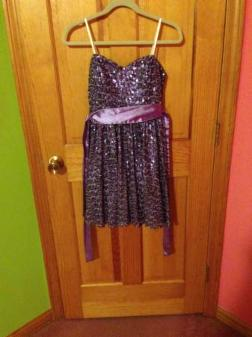 Semiformal Dress - $45