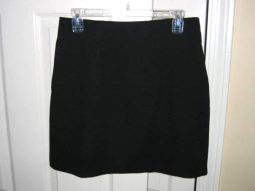 XOXO black skirt