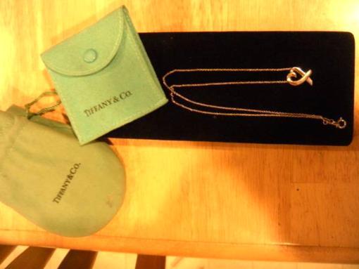 Tiffany & Co. Heart Pendant - $75