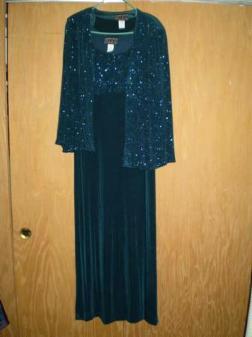 Evening Dress - $35