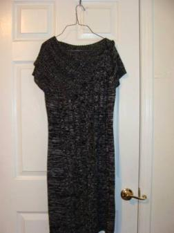 Calvin Klein Sweater Dress Ladies Small - $20