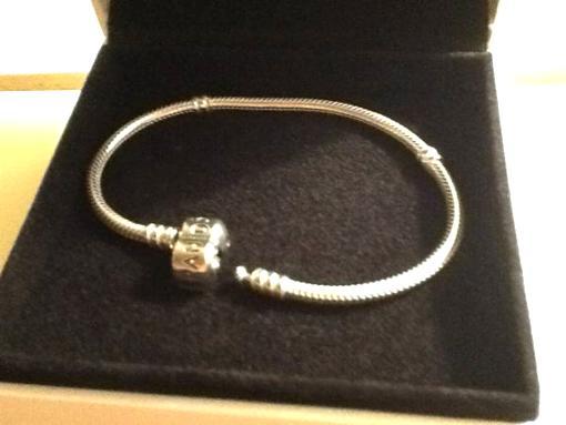 Pandora bracelet. BRAND NEW - $50