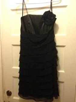 Black & White Market sz 6 cocktail dress (new) - $45