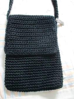 The Sak Crocheted Bag - $15