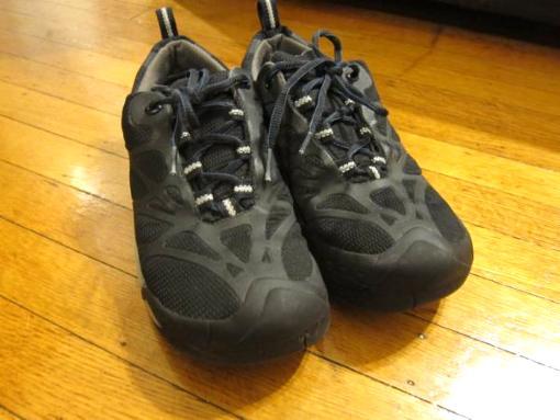 Keen Shellrock Waterproof Hiking Shoes - $50