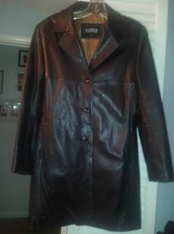 Women's Leather Jacket - $80