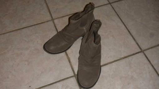 Brown Rocketdog boots. Size 7 - $15