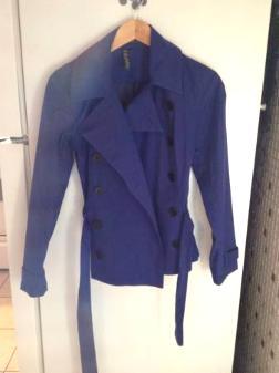Women's Ralph Lauren EUC Spring Coat - $45