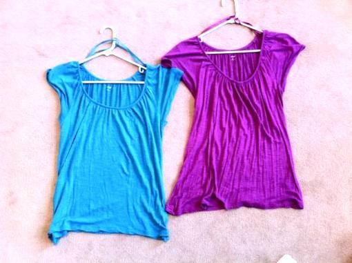 Women's shirts - $5