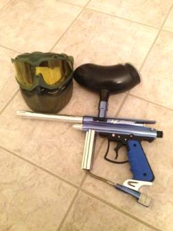 Paintball Kit - $40