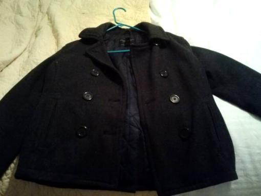 American Eagle women's pea coat - $40