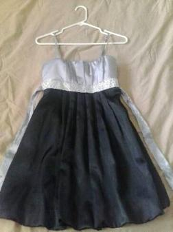 Sexy Bubble Hem Party Dress with Bling! - $10