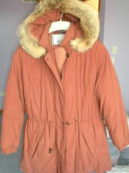 Womens Winter Jacket - $25