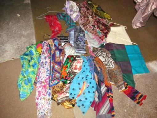 Beautiful Collection of Scarves - $25