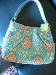 Vera Bradley Reversible bag - $35